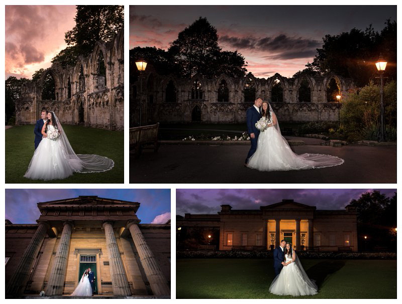 summer-sunset-wedding-portraits-bride-groom