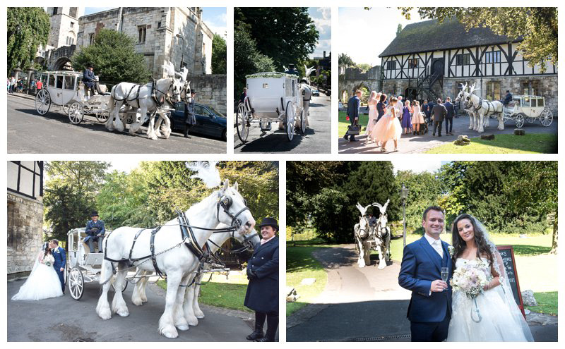 hospitium-weddings-horse-carridge