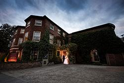 Pavilion Hotel wedding venue York